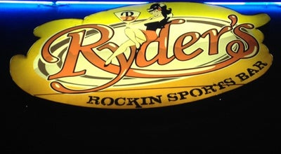 Photo of Sports Bar B Ryders Sports Bar and Grill at 7401 White Ln #8, Bakersfield, CA 93309, United States