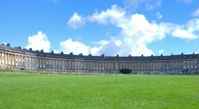 Photo of Monument / Landmark Royal Crescent at Bath BA1 1EE, United Kingdom
