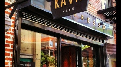 Photo of Cafe Kava Cafe at 803 Washington St, New York, NY 10014, United States