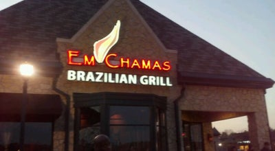 Photo of Brazilian Restaurant Em Chamas Brazilian Grill at 6101 Nw 63rd Ter, Kansas City, MO 64151, United States