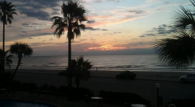 Photo of Beach The Ocean at Seawall, Galveston, TX 77550, United States