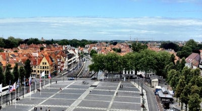 Photo of Plaza 't Zand at 't Zand, Brugge 8000, Belgium