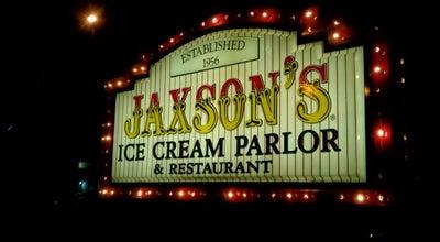 Photo of American Restaurant Jaxson's Ice Cream Parlor at 128 S Federal Hwy, Dania, FL 33004, United States