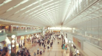 Photo of Airport 東京国際空港 / 羽田空港 (Tokyo International Airport) (HND) at 羽田空港3-3-2, 大田区 144-0041, Japan