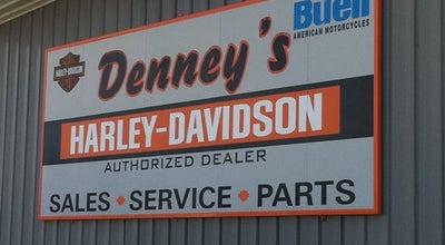 Photo of Motorcycle Shop Denney's Harley-Davidson at 3980 W Sunshine St, Springfield, MO 65807, United States