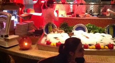 Photo of Mediterranean Restaurant Portus Calle at 4281 Saint-laurent, Montreal H2W 1Z4, Canada
