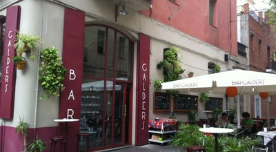 Photo of Mexican Restaurant Bar Calders at Calle Parlament 25, Barcelona 08015, Spain