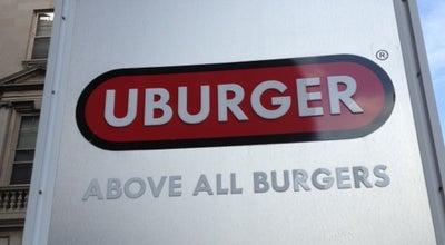 Photo of American Restaurant Uburger at 636 Beacon St, Boston, MA 02215, United States
