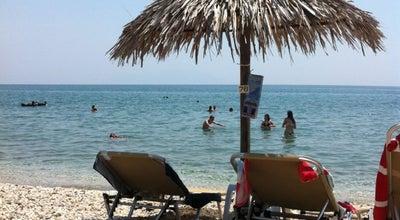 Photo of Beach Καγκέλες (Kagkeles) at Παραλία Μαρώνειας, Komotini 691 00, Greece