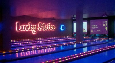 Photo of Restaurant Lucky Strike Lanes at 624-660 W. 42nd Street And 12th Avenue, New York City, NY 10036, United States
