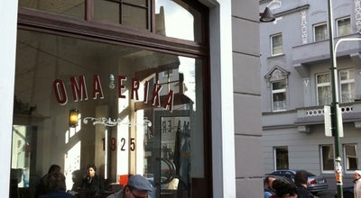 Photo of Cafe Oma Erika at Hermannstr. 34b, Düsseldorf 40233, Germany