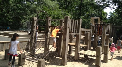 Photo of Playground Central Park - Diana Ross Playground at West 81st Street, NY, NY 10024, United States