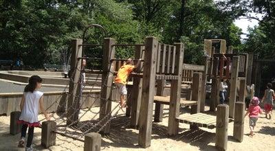 Photo of Playground Central Park - Diana Ross Playground at West 81st Street, NY, NY 10024, United States