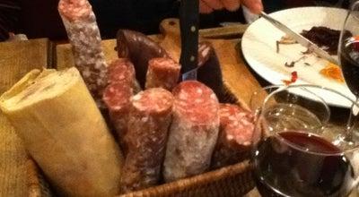 Photo of French Restaurant Le Troquet at 21 Rue Francois Bonvin, Paris 75015, France