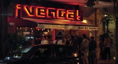 Photo of Tapas Restaurant ¡Venga! at R. Dias Ferreira, 113, Rio de Janeiro 22431-050, Brazil