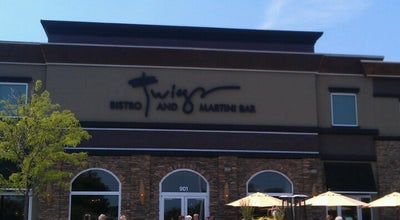 Photo of American Restaurant Twigs Bistro and Martini Bar at 1321 N Columbia Center Blvd, Kennewick, WA 99336, United States