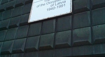 Photo of History Museum Latvijas Okupācijas muzejs | The Museum of the Occupation of Latvia at Raiņa Bulvāris 7, Riga LV-1050, Latvia