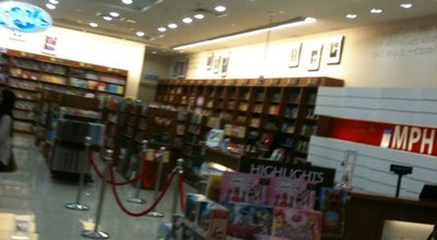 Photo of Bookstore MPH Bookstores at Setia City Mall, Setia Alam 41700, Malaysia