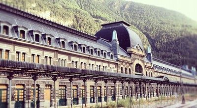 Photo of Historic Site Estacion Internacional de Canfranc at Av Fernando Del Católico, Canfranc 22880, Spain