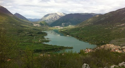 Photo of Lake Lago di Barrea at Barrea, Italy