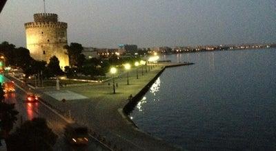 Photo of Plaza Πλατεία Λευκού Πύργου at Πλατεία Λευκού Πύργου, Θεσσαλονίκη 546 21, Greece