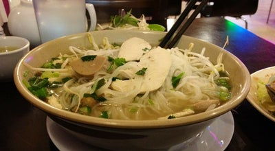 Photo of Asian Restaurant Pho Express Ankor Noodle House at 1745 Robson St, Vancouver V6G 1C9, Canada