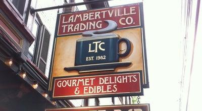 Photo of Cafe Lambertville Trading Company at 43 Bridge St, Lambertville, NJ 08530, United States