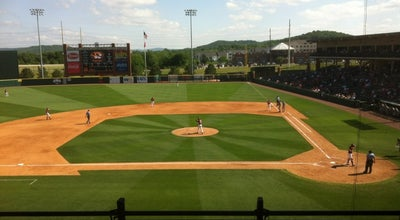 Photo of Tourist Attraction Baum Stadium at 1255 S Razorback Rd, Fayetteville, AR 72701, United States