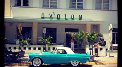 Photo of Seafood Restaurant A Fish Called Avalon at 700 Ocean Drive, Miami Beach, FL 33139, United States