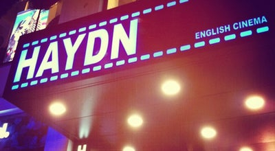 Photo of Tourist Attraction Haydn English Cinema at Mariahilfer Strasse 57, Vienna 1060, Austria