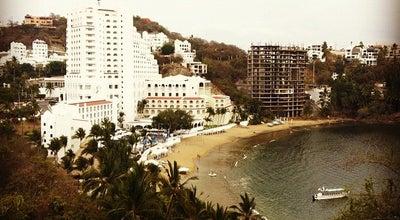Photo of Hotel Playa La Audiencia Bungalows at Av. Audiencia No. 8, Manzanillo, Mexico