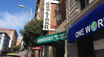Photo of Indian Restaurant Shalimar at 532 Jones St, San Francisco, CA 94102, United States