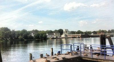 Photo of Lake Kettwig Stausee at Ruhr, Essen 45219, Germany