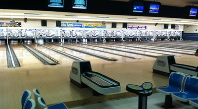 Photo of Bowling Alley Pla Mor Lanes at 2505 Davie Ave, Statesville, NC 28625, United States