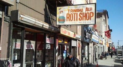 Photo of Other Venue Ali's T & T Roti at 1267 Fulton St, Brooklyn, NY 11216, United States