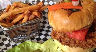Photo of American Restaurant Burger Bar at 4650 Donald Ross Road, Palm Beach Gardens, FL 33418, United States