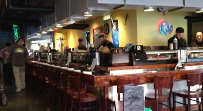 Photo of Japanese Restaurant Rockn' Sake Bar & Sushi at 823 Fulton St, New Orleans, LA 70130, United States