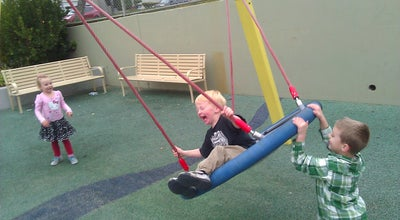 Photo of Playground Junipero Serra Playground at 300 Stonecrest Dr, San Francisco, CA 94132, United States