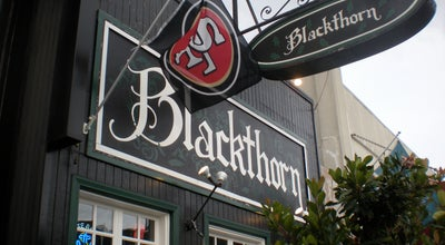 Photo of Nightclub Blackthorn Tavern at 834 Irving St, San Francisco, CA 94122, United States
