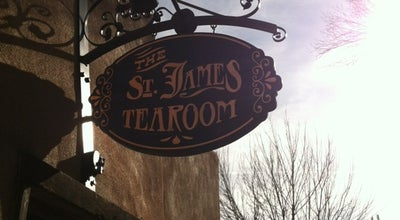 Photo of English Restaurant St. James Tea Room at 320 Osuna Rd Ne Ste D, Albuquerque, NM 87107, United States