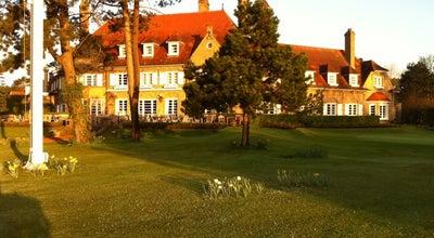 Photo of Belgian Restaurant Royal Zoute Golf Club at Caddiespad 14, Zoute 8300, Belgium