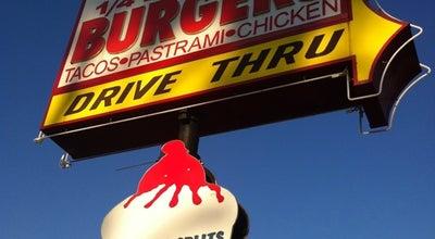 Photo of Restaurant Rick's Hamburger at 8640 Garvey Ave, Rosemead, CA 91770, United States