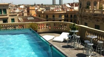 Photo of Hotel Hotel Ohla Barcelona at Via Laietana, 49, Barcelona 08003, Spain