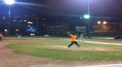 Photo of Baseball Field Liga Pequeña de Béisbol at Paseo De Los Alamos Y Paseo De Los Fresnos, Monterrey 64630, Mexico