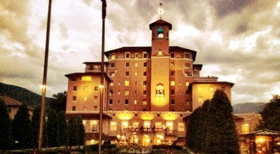 Photo of Hotel The Broadmoor at 1 Lake Avenue, Colorado Springs, CO 80906, United States