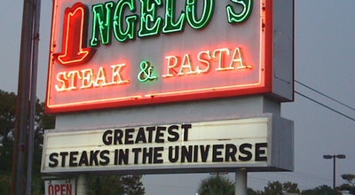 Photo of Steakhouse Angelo's Steak and Pasta at 2311 S Kings Hwy, Myrtle Beach, SC 29577, United States