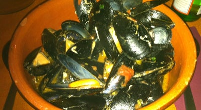 Photo of Seafood Restaurant La Cozzeria at Via Lodovico Muratori 6, Milano 20135, Italy