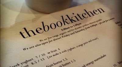 Photo of Cafe Book Kitchen at 255 Devonshire St, Sydney, Ne 2010, Australia