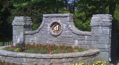 Photo of Golf Course The Golf Club of Georgia at 1 Golf Club Dr, Alpharetta, GA 30005, United States