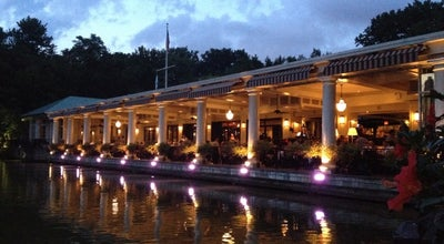 Photo of American Restaurant Central Park Boathouse at 67 Central Park W, New York City, NY 10023, United States